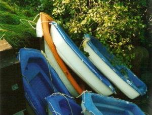 Gravel boats 2005