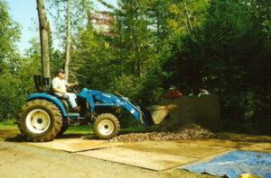 Last gravel 2005